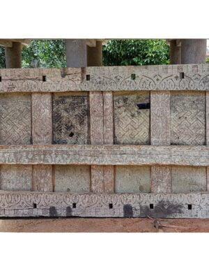 Antique Toraja House Tongkonan Panel (250cm x 160cm)