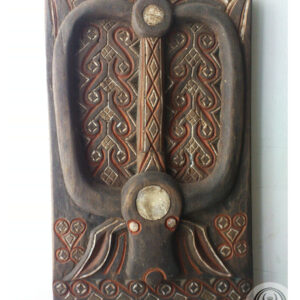 Toraja Buffalo House Reproduction Door (45cm x 70cm)