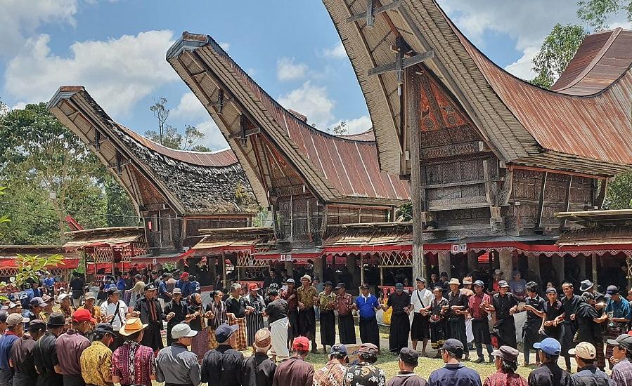 Cultural Commoditization in Tana Toraja, Indonesia