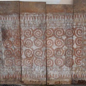 Antique Sane Toraja 150cm x 120cm (Toraja Rice Barn Wood Panel)