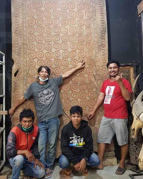 Todi art team